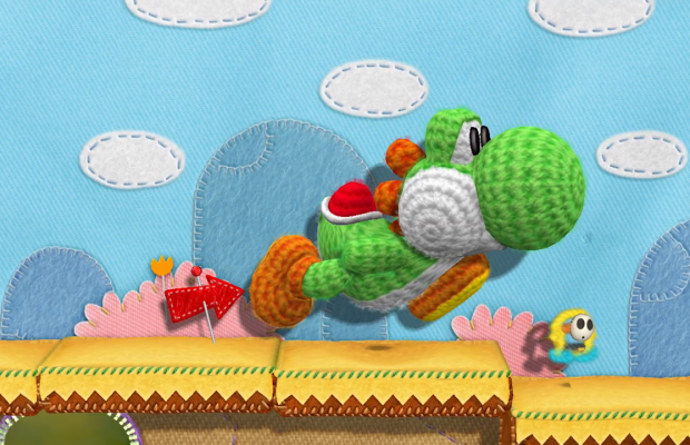 Let's Play Yoshi's Woolly World