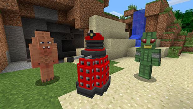Doctor Who Minecraft 02