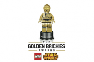 LEGO Star Wars Golden Brickies