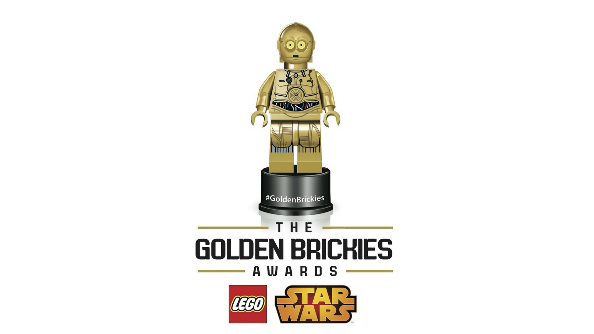 Win a LEGO Star Wars Golden Brickie!