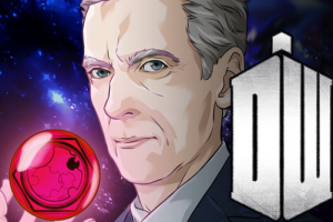 Peter Capaldi Doctor Who Legacy