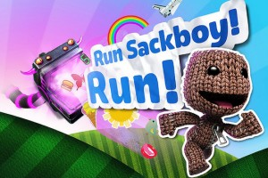 Run Sackboy Run!