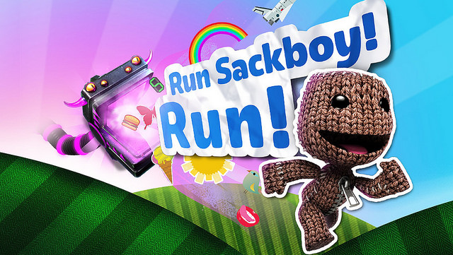 Run Sackboy, Run! coming to PS Vita and mobiles