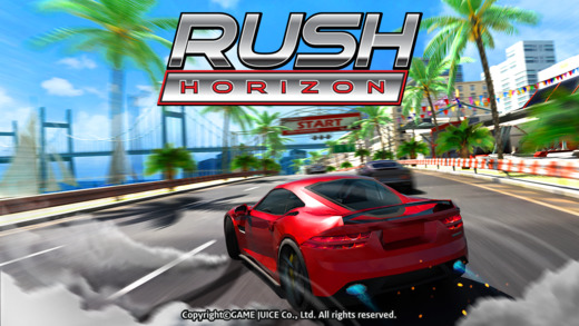 iOS App of the Day: Rush Horizon