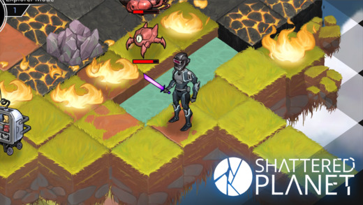 Shattered Planet 01
