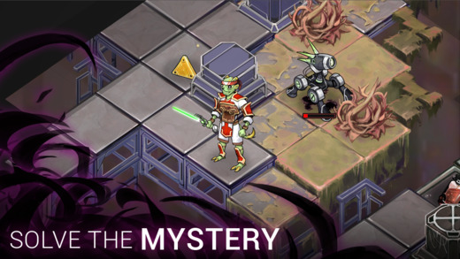iOS App of the Day: Shattered Planet