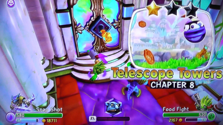Let's Play Skylanders Trap Team chapters 7 & 8