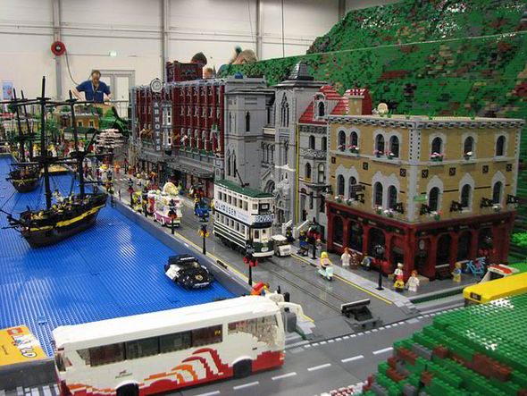 Bricks Invade The Capital With London Lego Show Boxmash