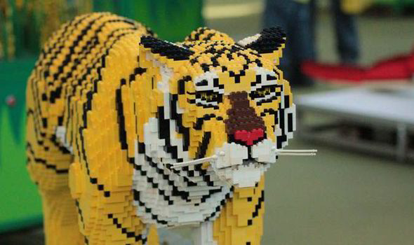 Bricks invade the capital with London LEGO Show