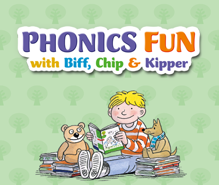 Let's Play Phonics Fun with Biff, Chip & Kipper