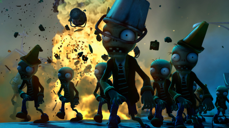 Cool free stuff coming to Plants vs Zombies: Garden Warfare