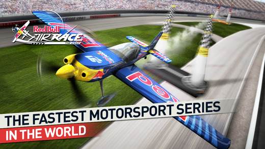iOS App of the Day: Red Bull Air Race