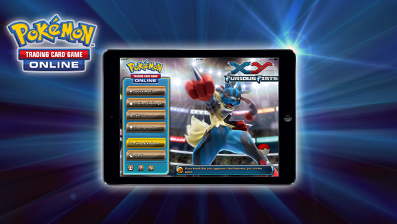 The Pokemon Trading Card Game is now on iPad