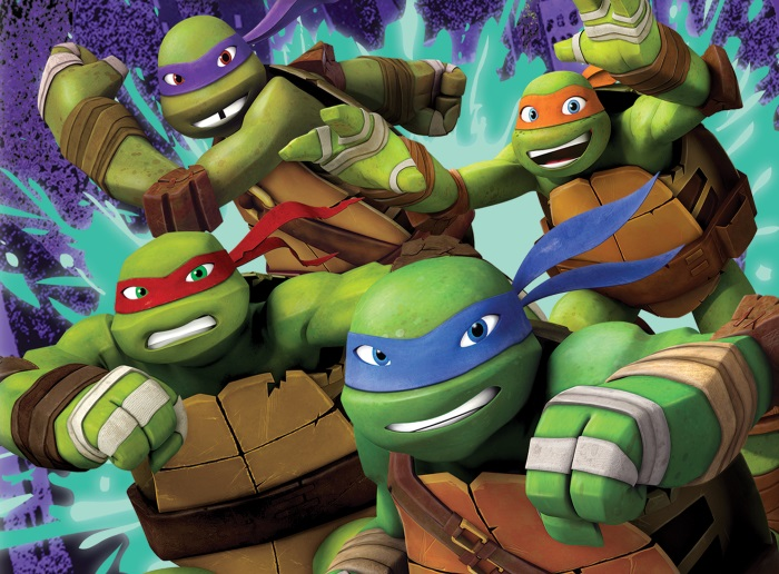 Teenage Mutant Ninja Turtles: Danger of the Ooze revealed