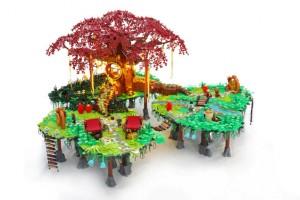 Bastion LEGO 02