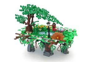 Bastion LEGO 03