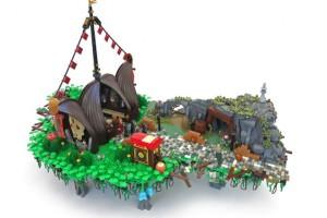 Bastion LEGO 06