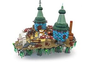 Bastion LEGO 07