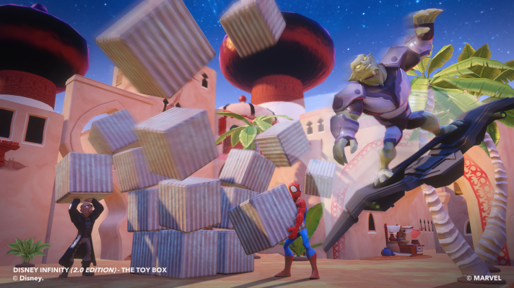 Disney Infinity 2.0 is now on PC