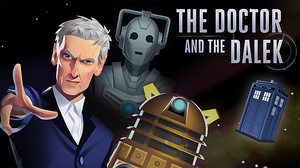 Get coding with Doctor Who!