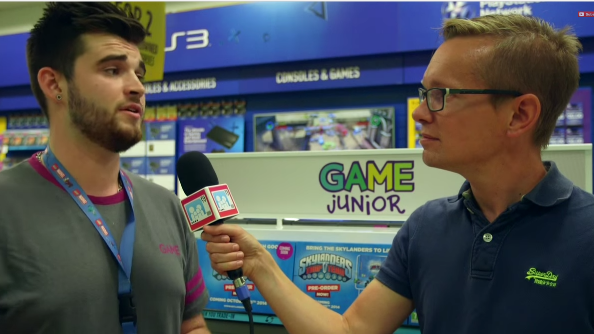 GAME Junior helps you find a great new game