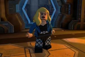 LEGO Batman 3 Black Canary