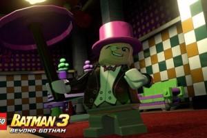 LEGO Batman 3 Original Penguin