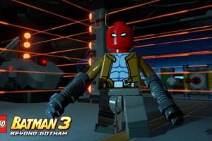 LEGO Batman 3 Red Hood