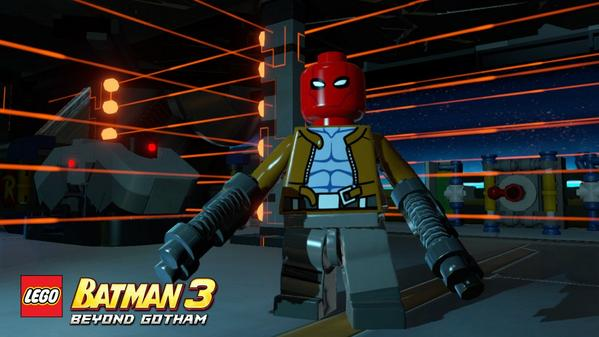 Loads of new characters announced for LEGO Batman 3