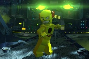 LEGO Batman 3 Reverse Flash