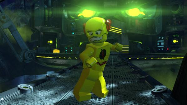LEGO Batman 3 Reverse Flash