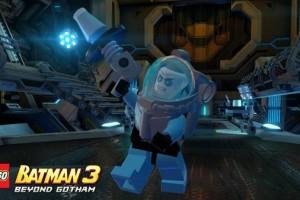 LEGO Batman 3 Winter