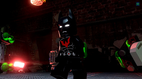 Batman from the Future lands in LEGO Batman 3 screenshots
