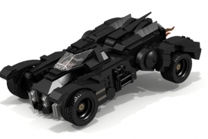 LEGO Batmobile 01
