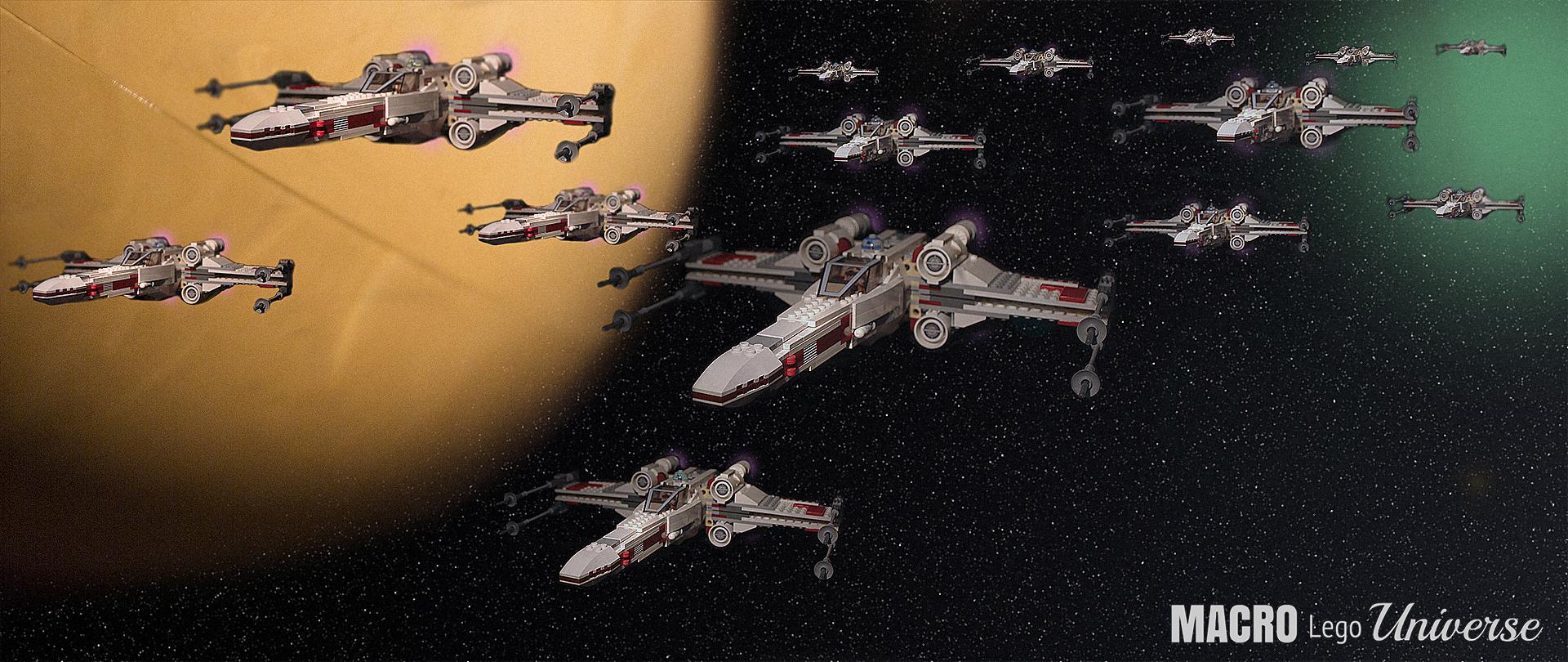 LEGO Star Wars Macro