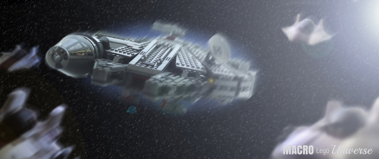 The best film scenes made from LEGO