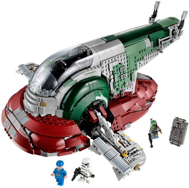 LEGO Star Wars Slave I 09