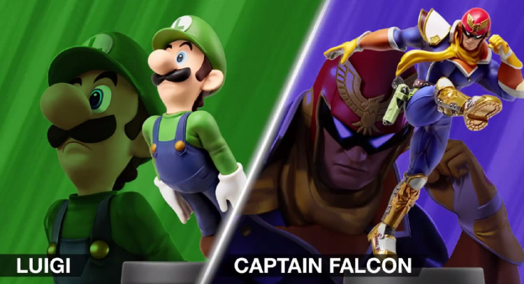 More Amiibo figures releasing for Christmas