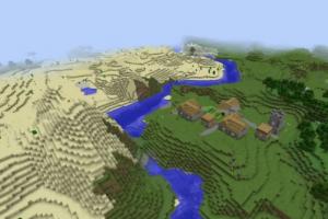 Minecraft Custom World