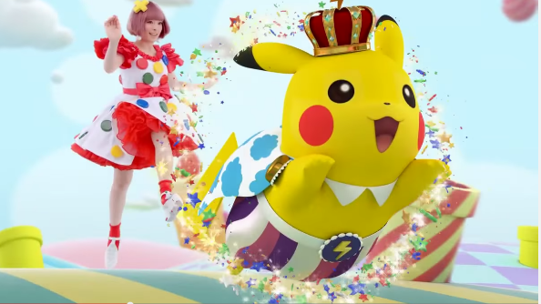 Crazy New 3DS advert dresses up