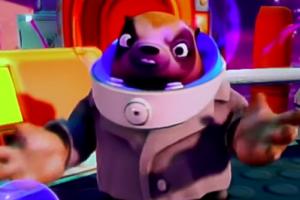 Skylanders space mole