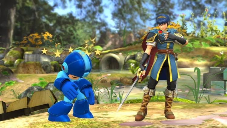 New Super Smash Bros. Wii U trailer gets punchy