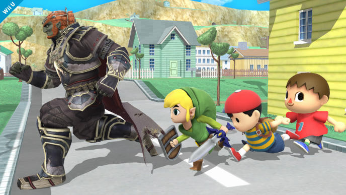 Nintendo Direct will show Super Smash Bros. Wii U on Thursday
