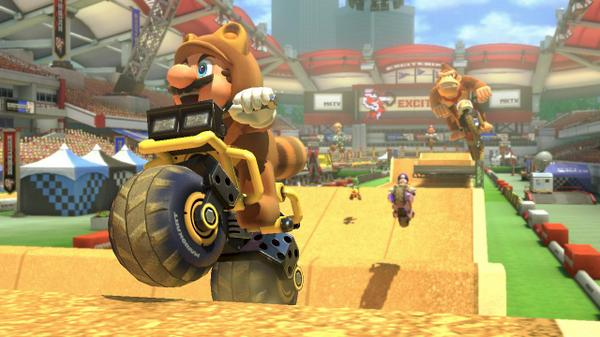 Excitebike DLC coming to Mario Kart