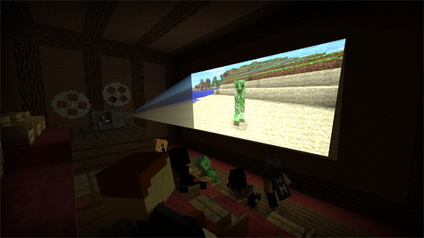 You'll have to wait a little longer for the Minecraft movie