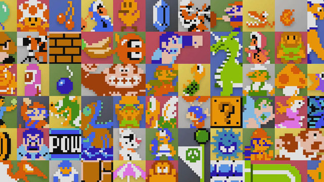 Ultimate NES Remix hits 3DS