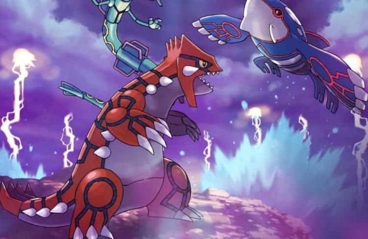 Let's Play Pokémon Omega Ruby & Alpha Sapphire demo