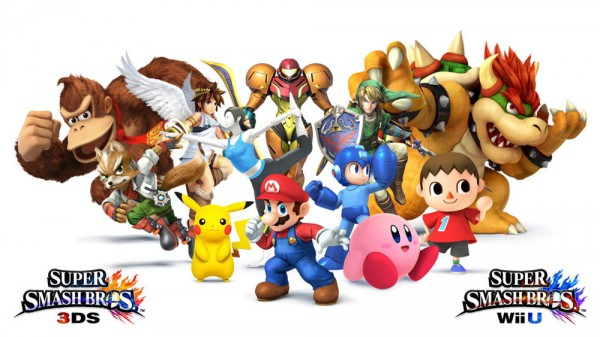 Super Smash Bros. Wii U releases December