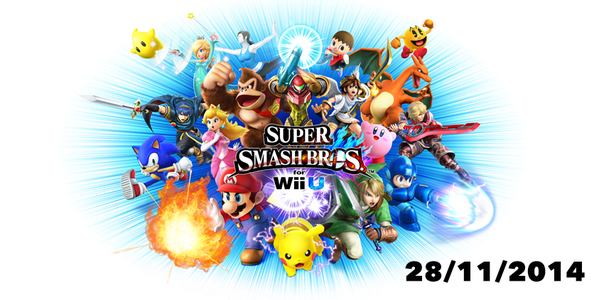 Super Smash Bros. is coming to Wii U earlier than expected