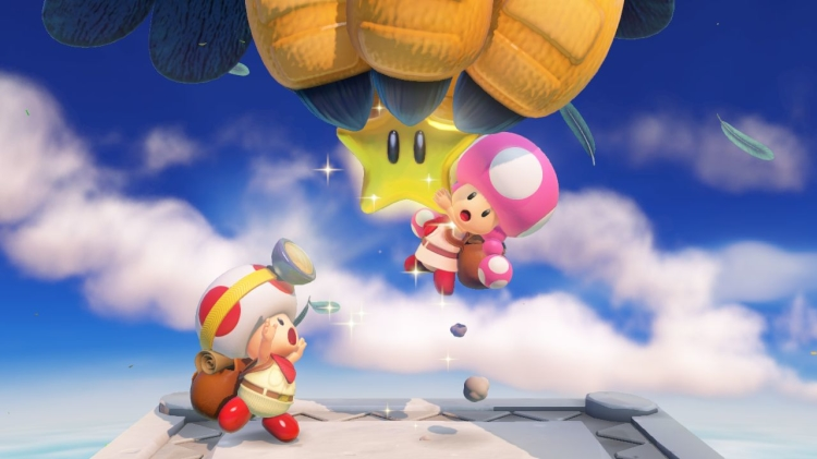 The five best things in Captain Toad: Treasure Tracker
